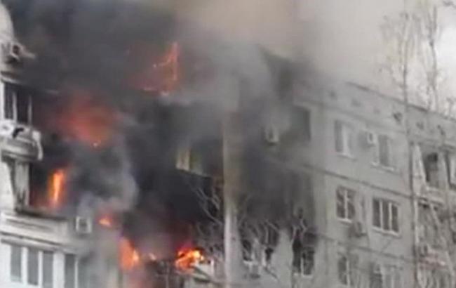Фото: в Хмельницкой области прогремел взрыв в квартире