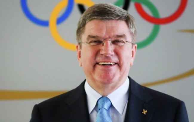 Фото: Томас Бах считает, что МОК не виноват в ситуации с российскими спортсменами