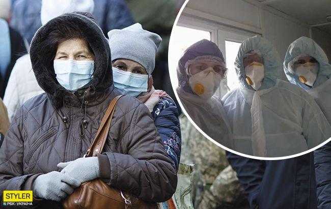 Община под Тернополем обратилась к Зеленскому: можем превратиться в украинской Ухань
