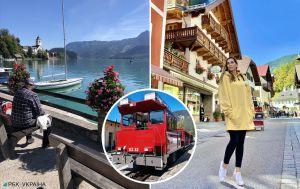 Казкові села, замки і озеро: що подивитися в мальовничому регіоні Австрії восени