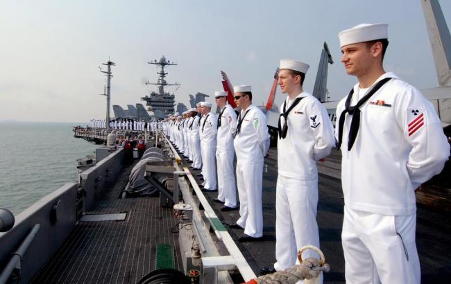 Фото: хакери викрали дані військових моряків США