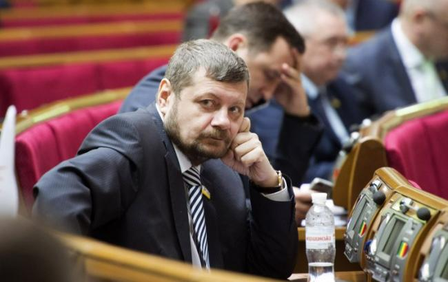 Фото: ГПУ обещает опять внести представление по Мосийчуку в ВР