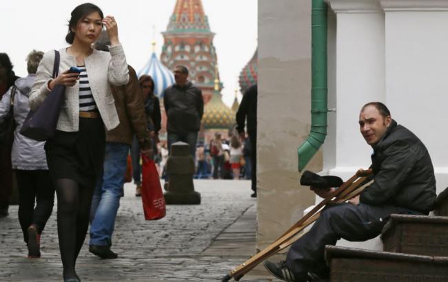 В РФ загод на3 млн. возросло число бедных— Министр труда