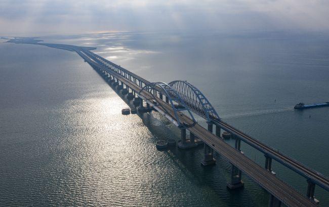 Украина отреагировала на запуск Россией грузовых поездов в Крым