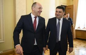 Кінцевою метою президентської команди було підвішування ситуації (Фото: kmu.gov.ua/ua)