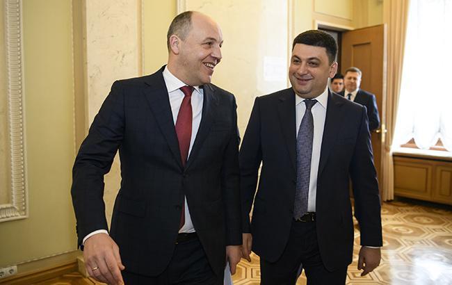 Конечной целью президентской команды было подвешивание ситуации (Фото: kmu.gov.ua/ua)