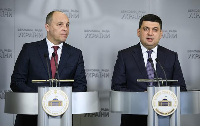 Амбиции премьера: Гройсман отказался входить в объединенную партию власти