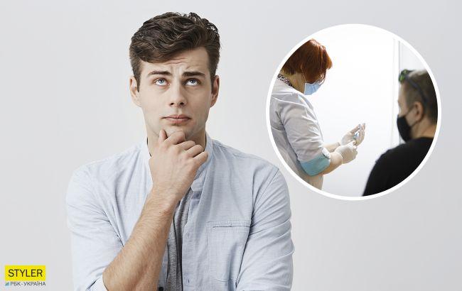 Врачи объяснили, может ли COVID-вакцина вызвать проблемы с эрекцией
