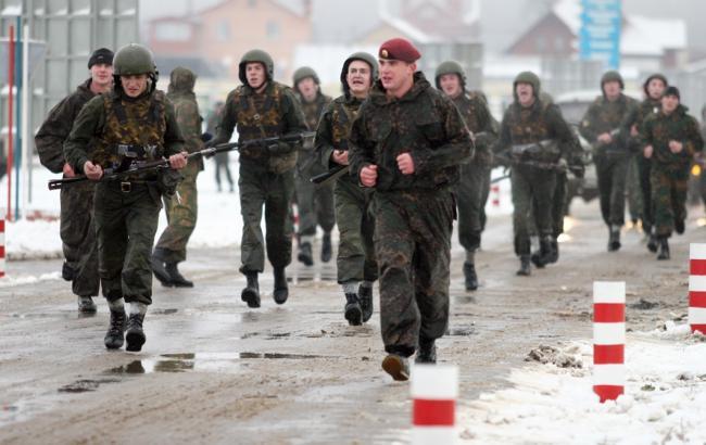 Росія підтвердила затримання своїх військових в Луганській області