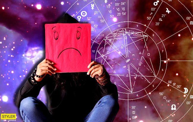 Черная полоса: астролог назвал знаки Зодиака, которых ждут неприятности в октябре