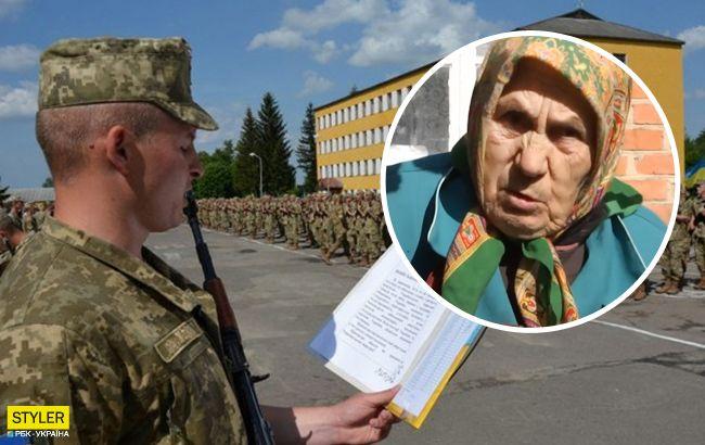 Під Вінницею хлопець одружився на бабусі, аби не йти до армії (відео)