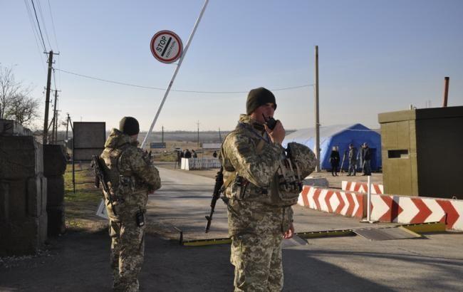 Пункты пропуска на Донбассе за сутки пересекли более 35 тыс. человек
