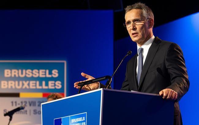 Столтенберг призвал к сохранению трансатлантического сотрудничества