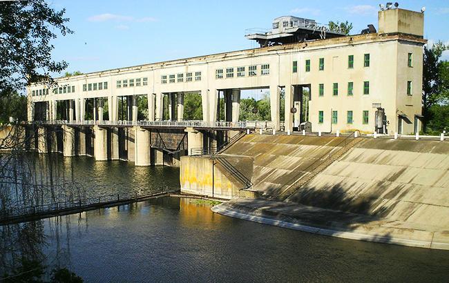 Фото: плотина на канале Северский Донец (wikipedia.org)