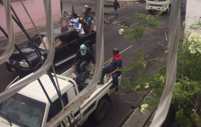 Угнанный вВенесуэле вертолет был найден