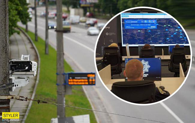 Камери на дорогах показали, як ганяють українські політики: штрафи не платять (відео)