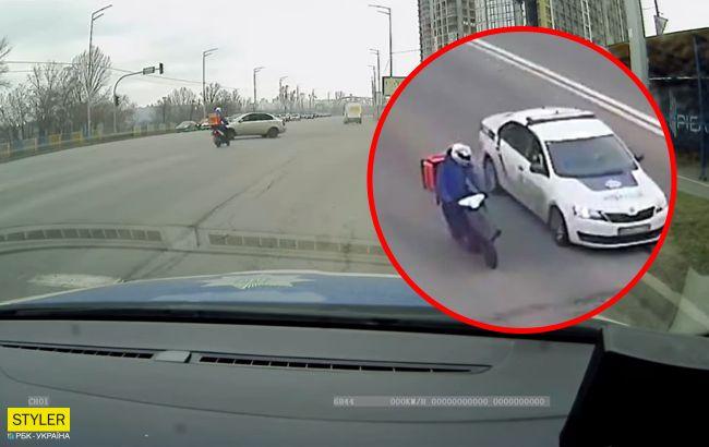 У Авакова зробили заяву про водіїв служб доставки після резонансного відео