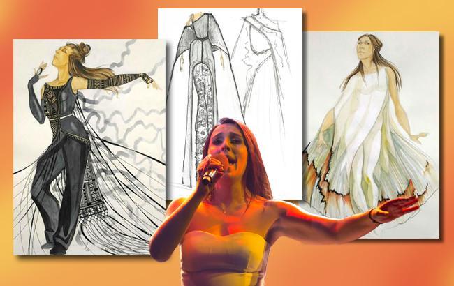 Платье для Евровидения: из чего выбирает Джамала
