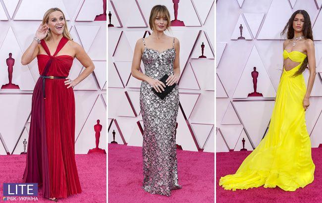 Топ-10 самых роскошных образов с церемонии награждения Оскар 2021