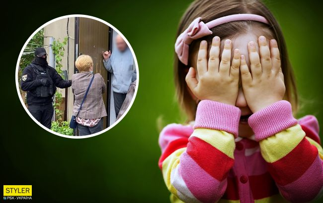 """Под Одессой семья """"педагогов"""" развращала детей под видом частных уроков"""