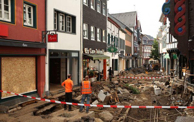 Число жертв наводнения в Германии достигло 175