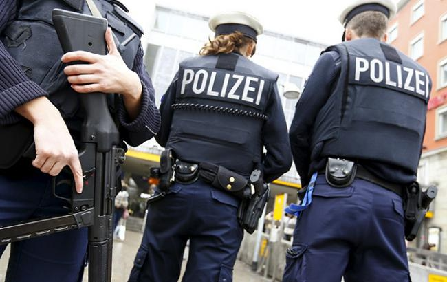 Правоохранители Германии проводят антитеррористическую операцию