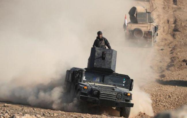 Наступление на Мосул: иракская армия вошла в западную часть города