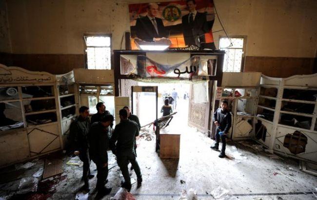 У Дамаску кількість загиблих в результаті вибуху зросла до 31