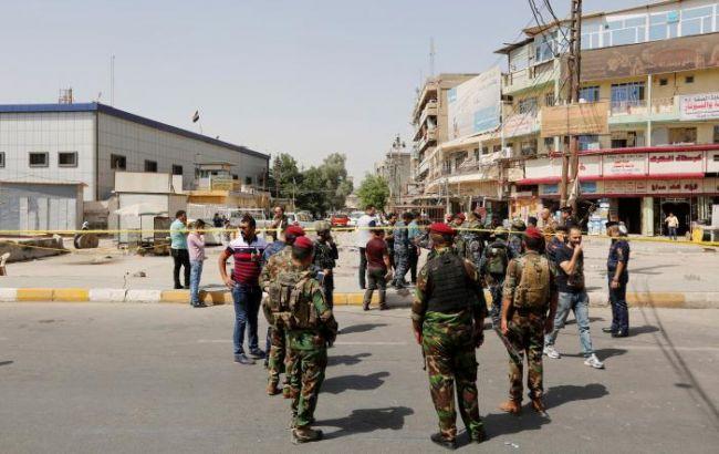 Фото: в Багдаде произошли три взрыва