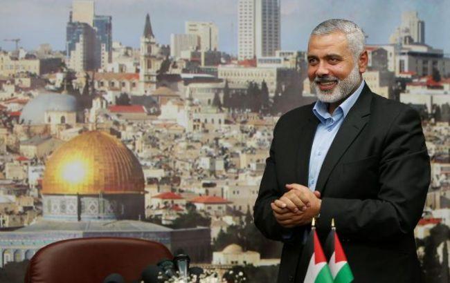 Исмаил Хания стал новым лидером ХАМАС