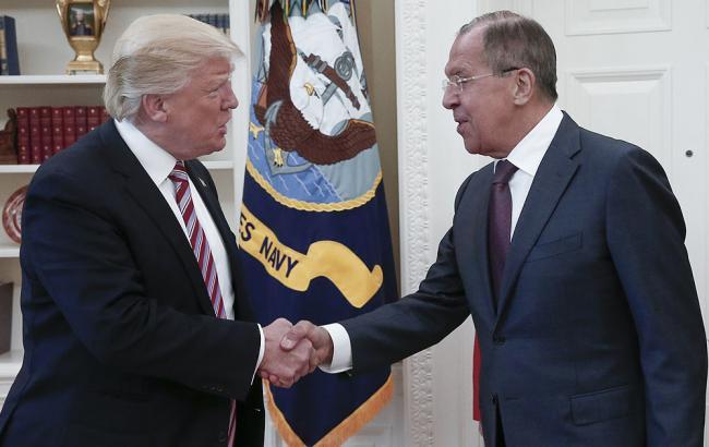 Трамп провів зустріч з Лавровим на прохання Путіна, - Рolitico