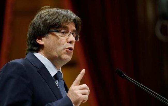 Власти Каталонии подготовили документ о«немедленном» отделении отИспании