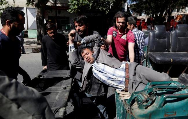 Біля посольства Німеччини в Афганістані стався вибух, є загиблі