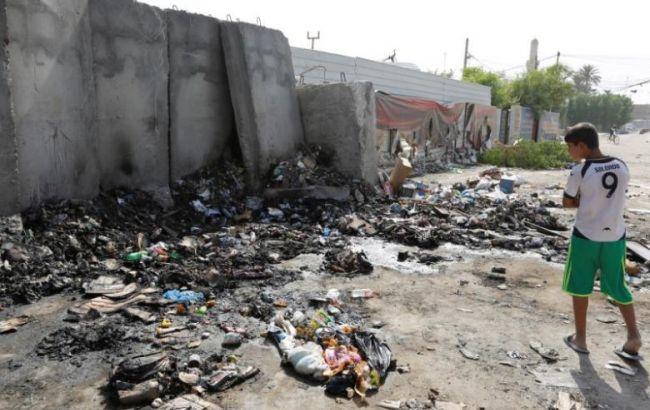 В результаті терактів в Багдаді загинули 11 людей