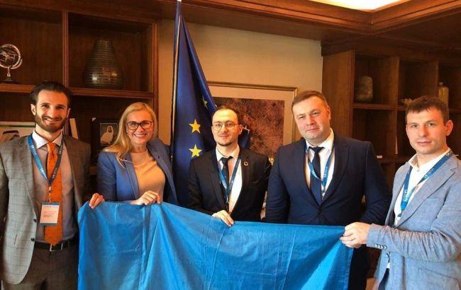 """ЕС предоставит Украине поддержку в развитии """"зеленой"""" энергетики"""