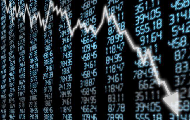 Американские биржи снова открылись падением