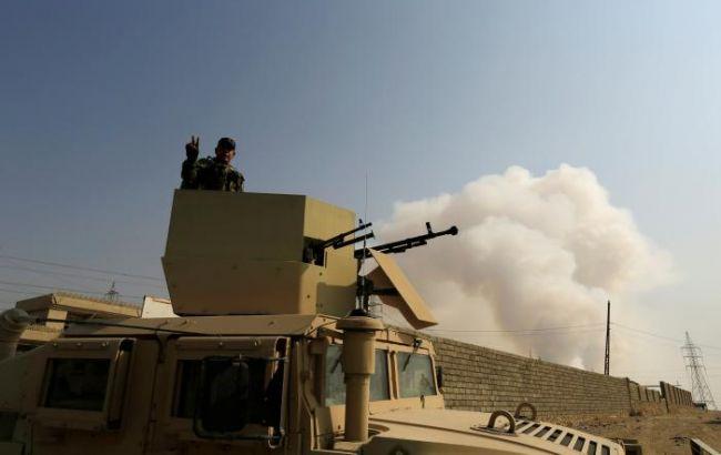 Фото: іракські курди звільнили місто під Мосулом