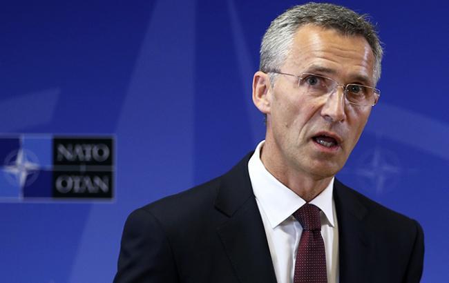 НАТО не хоче нової холодної війни з Росією, - Столтенберг