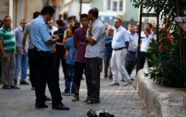 Фото: теракт на свадьбе в Газиантепе