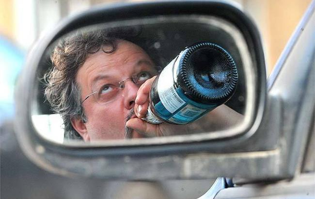Фото: Вождение в нетрезвом виде (Bc-like.com)