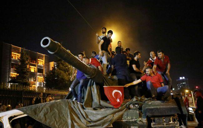 ВТурции начался процесс над участниками «недопереворота»