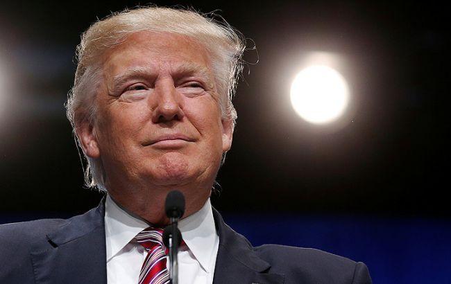 Фото: обраний президент США Дональд Трамп