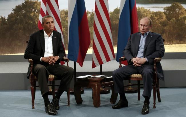 Обама напомнил, что санкции против Российской Федерации напрямую связаны сситуацией вУкраинском государстве