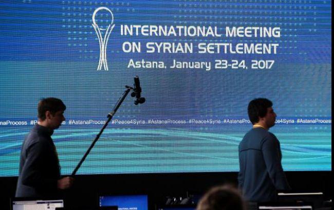Сирийская оппозиция не подпишет соглашение на переговорах в Астане