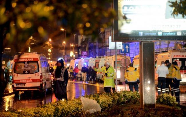 Фото: теракт в Стамбуле