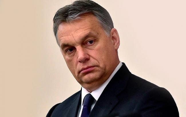 Фото: премьер-министр Венгрии Виктор Орбан