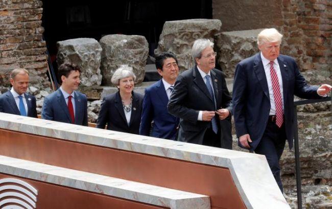 G7 домовилася про спільну боротьбу з тероризмом
