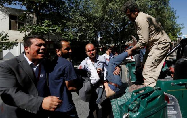 Вибух біля посольства Німеччини в Афганістані: 9 осіб загинули, понад 90 поранені