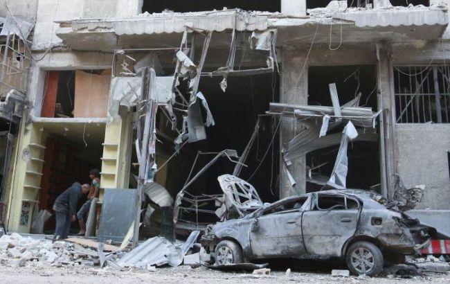 Фото: Росія відновила удари по Алеппо