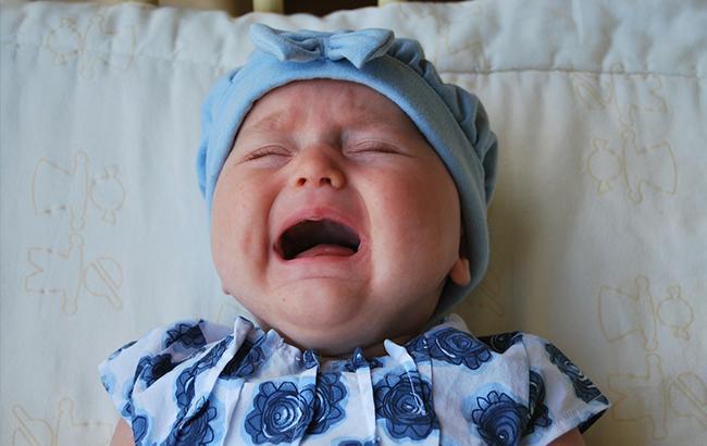 Ребенок плачет (фото: pixabay.com/Ben_Kerckx)